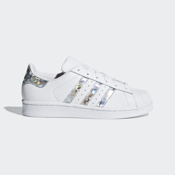 Adidas Originali Superstar J F33889 pelle Ragazze Scarpe