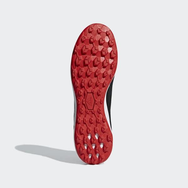 adidas Calzado de Fútbol Predator Tango 18.3 Césped Artificial - Negro  53534d509b3c3