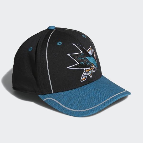 Sharks Flex Draft Hat