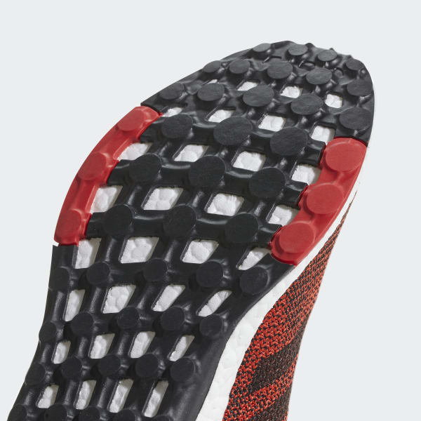 adidas Pureboost DPR Shoes - Burgundy