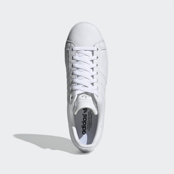 Weiße ADIDAS Sneaker COAST STAR J | Omoda.at