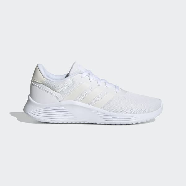 white adidas lite racer