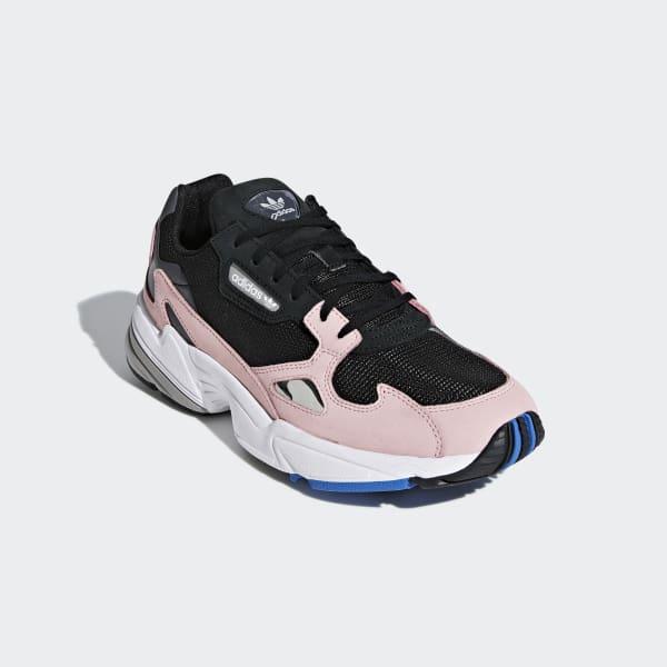 Residencia malicioso Donación  adidas Falcon Shoes - Black | adidas US