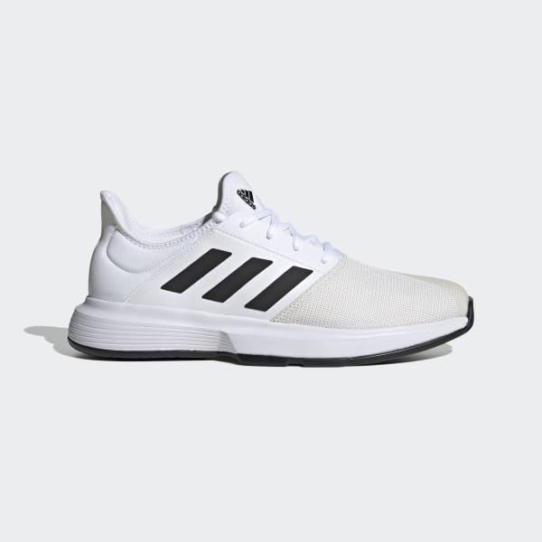 adidas GameCourt Shoes Vit | adidas Sweden