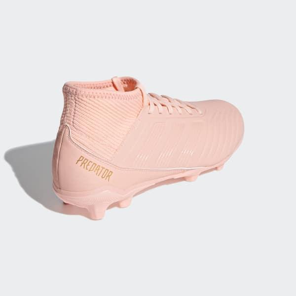 Zapatos de Fútbol PREDATOR 18.3 FG J - Naranjo adidas  41c087edddf58