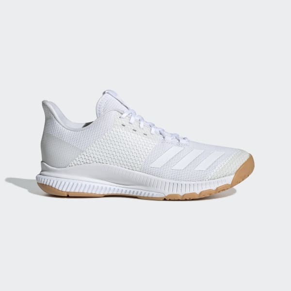 adidas Crazyflight Bounce 3 Shoes - White | adidas US