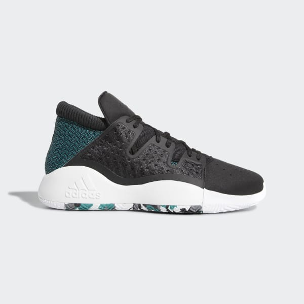 adidas Pro Vision Shoes - Black
