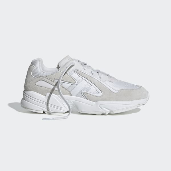 piano Cortés motivo  adidas Yung-96 Chasm Shoes - White | adidas Singapore