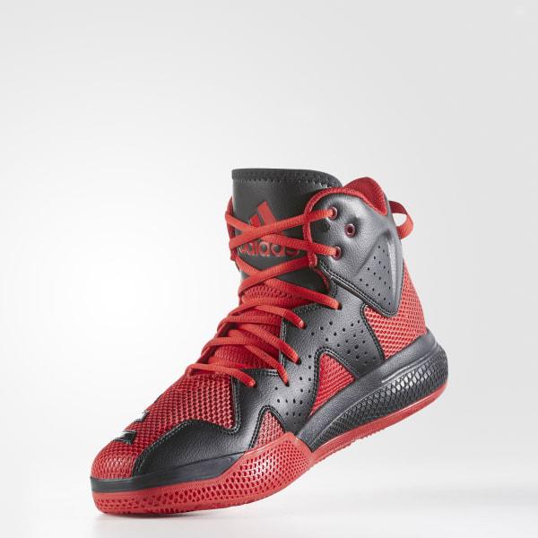 3fb47b70 adidas Zapatillas de basquet DT BBall Mid - Rojo | adidas Argentina