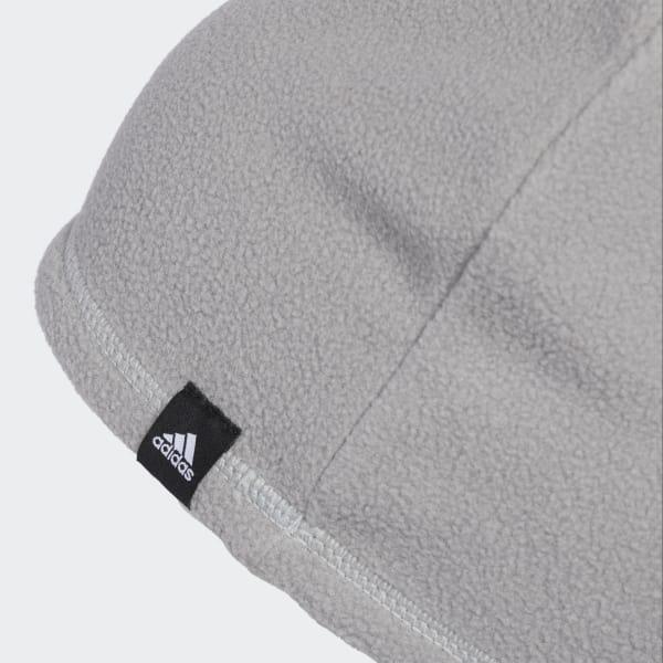 59b7f0a9 adidas 3-Stripes Fleece Beanie - Grey | adidas Finland