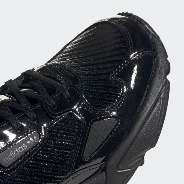 adidas falcon noir brillante