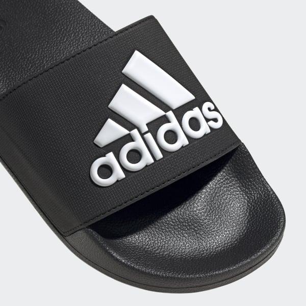 premium selection cc6c4 3ac5e adidas Adilette Shower Slides - Black  adidas Switzerland