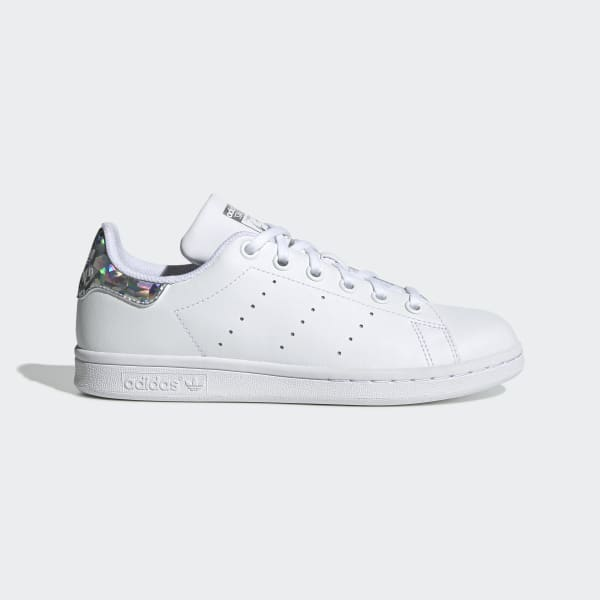 stan smith adidas junior blanc