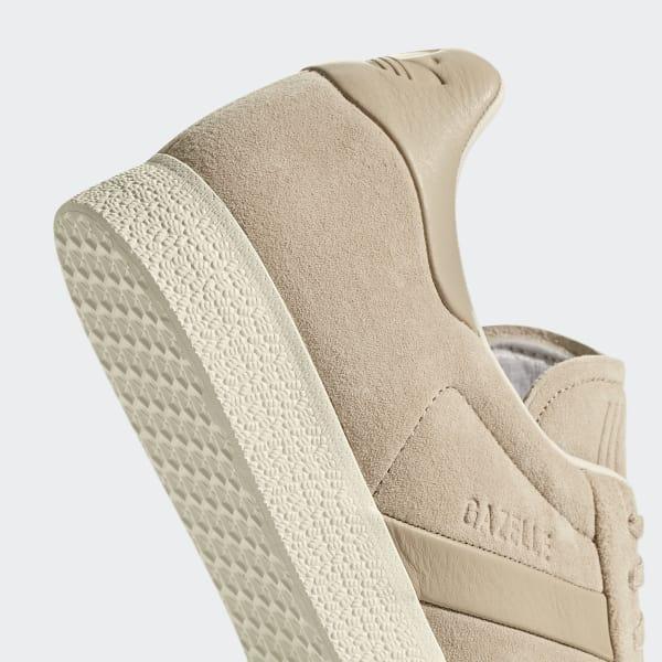 adidas Gazelle Stitch and Turn Sko Beige | adidas Norway