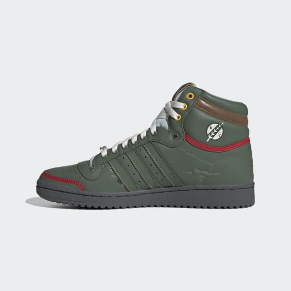 adidas hi star wars scarpe