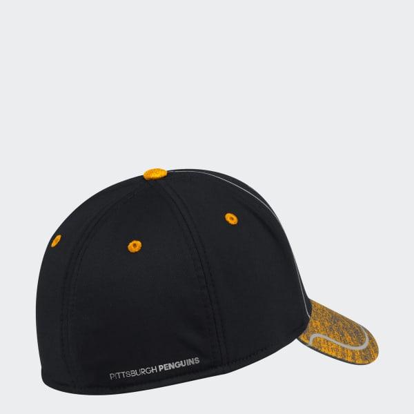 Penguins Flex Draft Hat