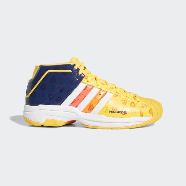 adidas Pro Model 2G Shoes - Blue