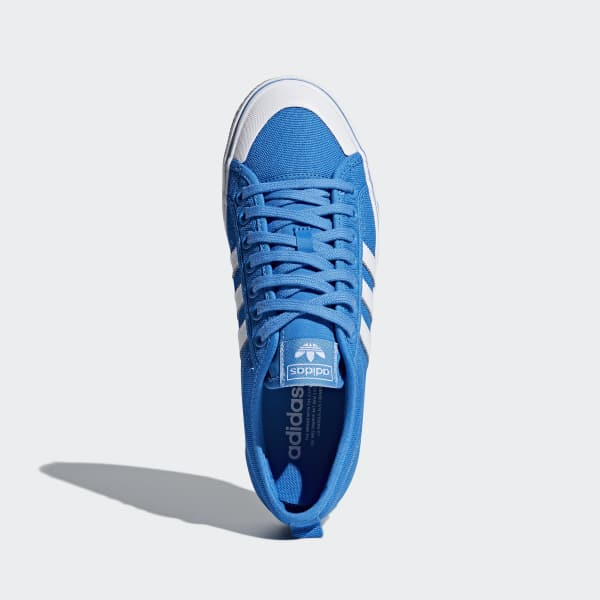 2f701c01cec adidas Sapatos Nizza - Azul
