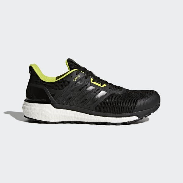 adidas Supernova GTX Shoes - Black | adidas US | Tuggl