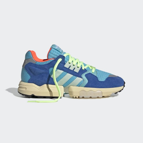 best loved 68ce0 b08c5 adidas ZX Torsion Shoes - Blue | adidas US