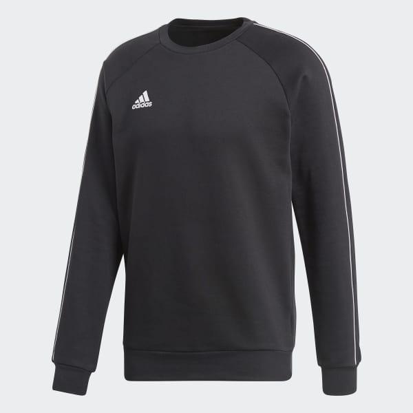 adidas Джемпер Core 18 - черный | adidas Россия