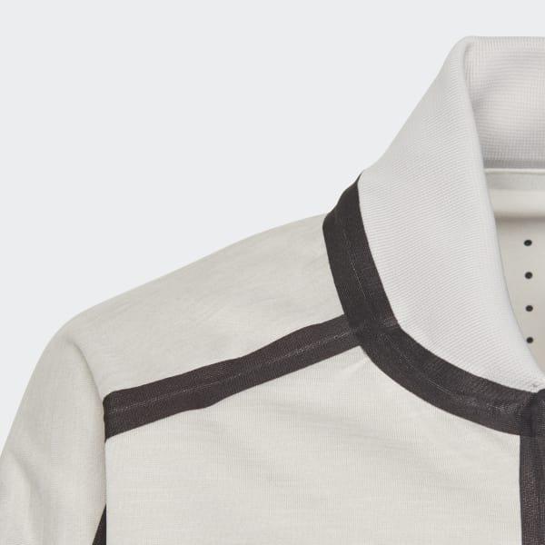 Veste adidas Z.N.E. Reversible Bomber Blanc adidas