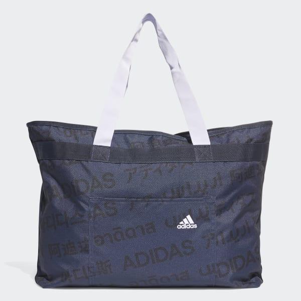 distancia Formular granja  adidas 4ATHLTS Tote Bag - Blue | adidas US