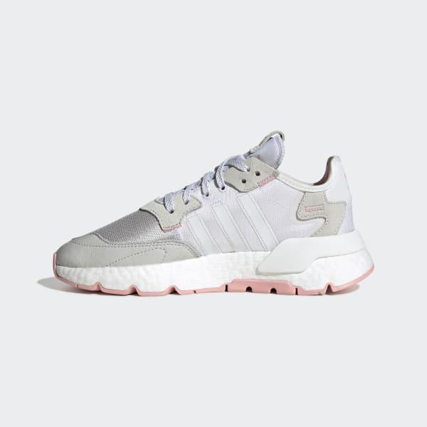 NITE JOGGER Sneaker low footwear whiteglow pinkgrey