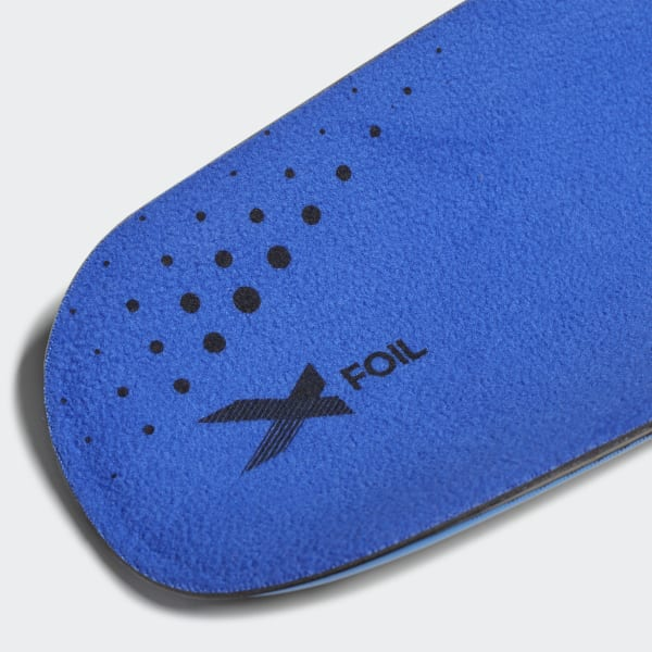 adidas X Foil Leggbeskyttere Blå | adidas Norway