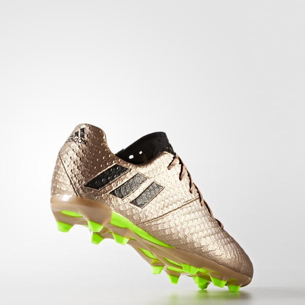 bb17a6003 ... adidas messi 16.1 firm ground cleats gold adidas us