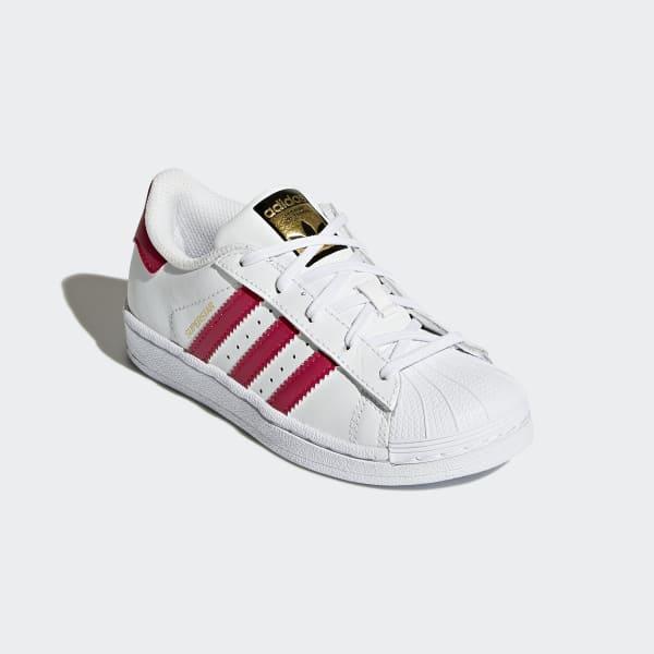 3d87f18c056 Tênis Superstar Foundation - Branco adidas