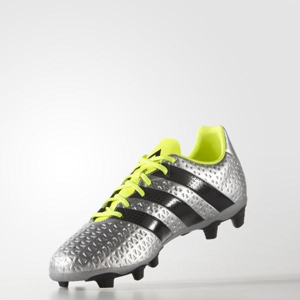 adidas Guayos Superficie Firme ACE 16.4 - Plateado  30213c75ca69f