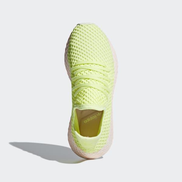 e855d4cb7 adidas Deerupt Shoes - Yellow