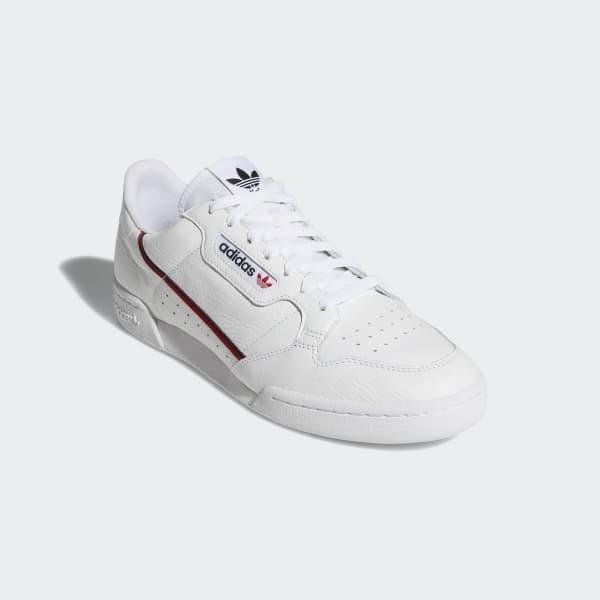 e5c5d4ff adidas Кроссовки Continental 80 - белый | adidas Россия