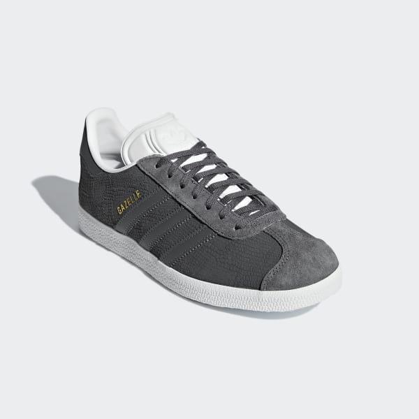 adidas Originals Gazelle Sneaker Low Grey Fivewhite