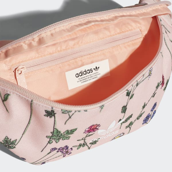 adidas Waist Bag - Pink  0531136f869e1