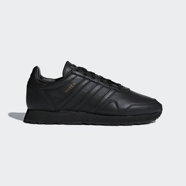 adidas Кроссовки Haven - черный | adidas Россия