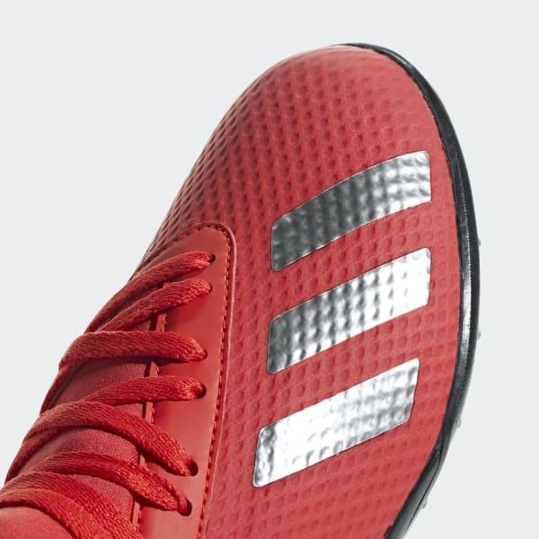 online store 0322e 90741 Zapatos de Fútbol X Tango 18.3 Césped Artificial - Rojo adidas   adidas  Chile