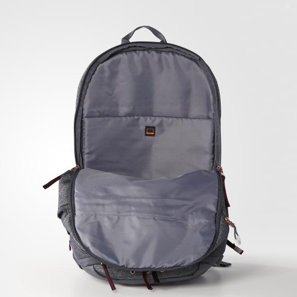 ... adidas Studio 2 Backpack - Grey adidas US super popular a7444 bc940 ... 80aef2f429