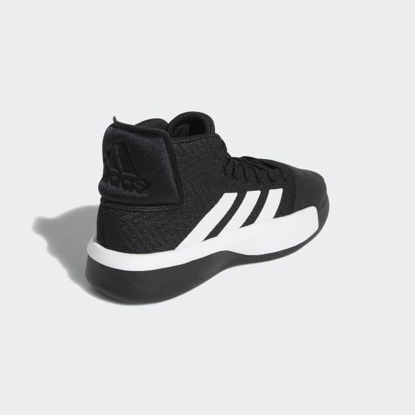 uk availability 149e3 c1274 adidas Pro Adversary 2019 Shoes - Black  adidas UK