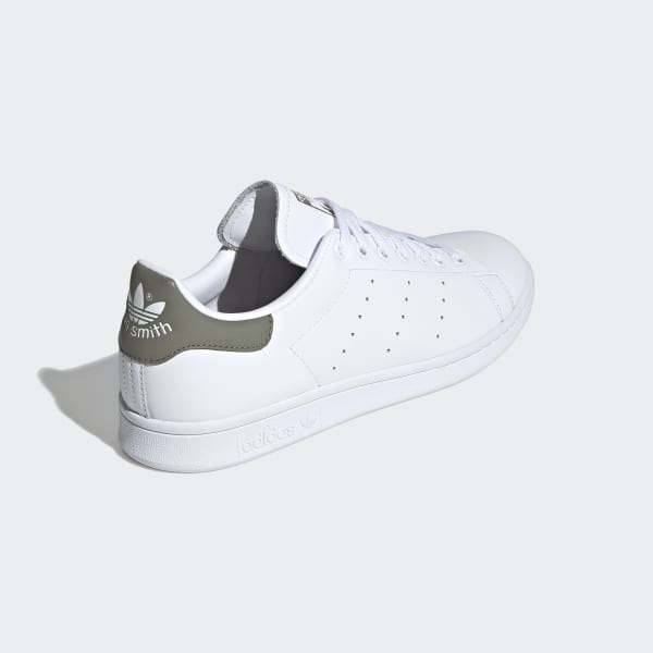 Stan Smith Cloud White and Legacy Green