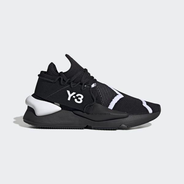 Adidas Y3 Scarpe Uomo Sneakers White Black | Reebonz United