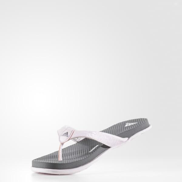 adidas Cloudfoam One Thong Sandals - Pink  70c267d93cf