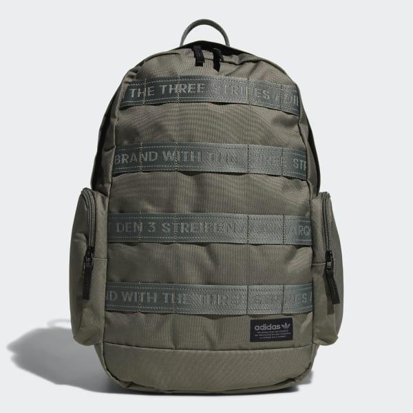 adidas Create 3 Backpack - Green  f0fb8188ceaa7