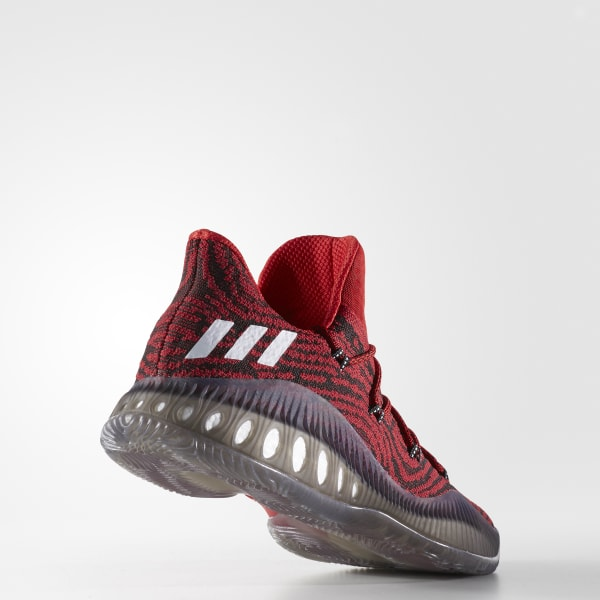 competitive price 911a5 6e6ce adidas Crazy Explosive Low Primeknit Shoes - Red   adidas US