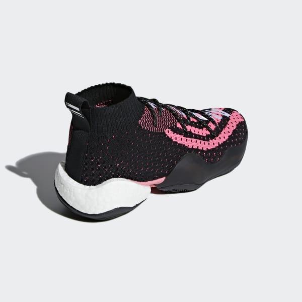 fb5ef0b67f5ca Chaussure Crazy BYW LVL x Pharrell Williams - noir adidas
