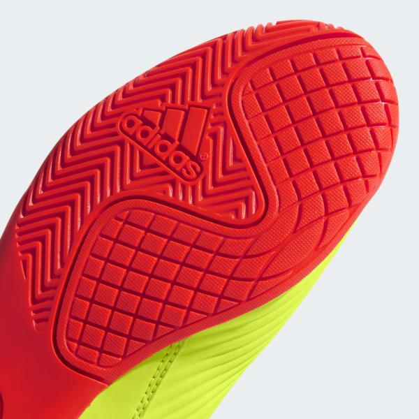 adidas Calzado de fútbol Predator Tango 18.3 Superficies Interiores Niño -  Amarillo  50cc0c01e1da0
