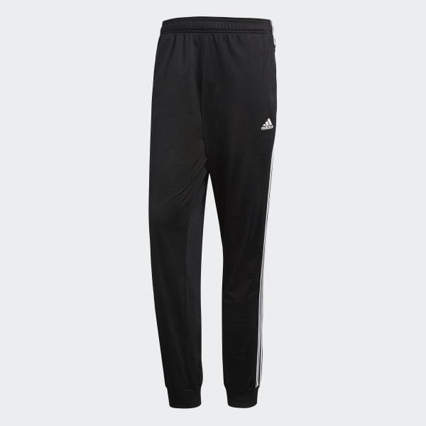1b86b5f7064 adidas Essentials 3-Stripes Pants - Black