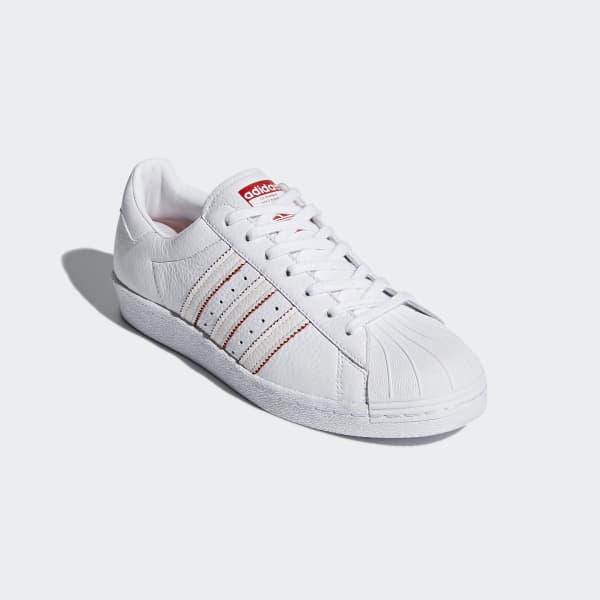 buy popular 01a19 7462a adidas Superstar 80s CNY Shoes - White | adidas Malaysia
