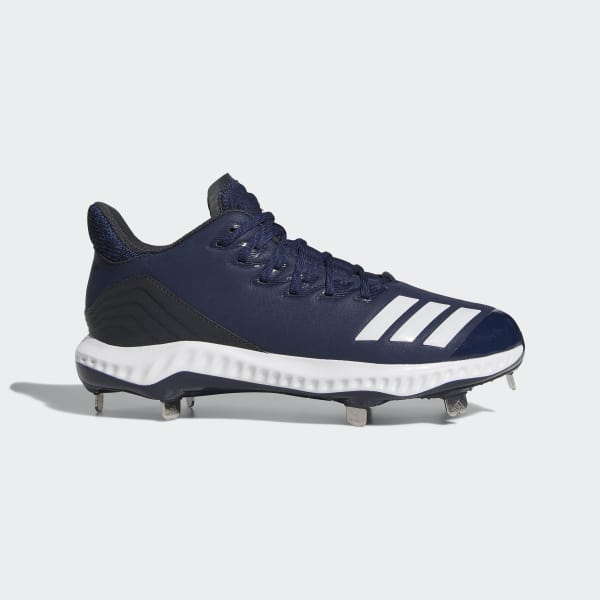 adidas Icon Bounce Cleats - Blue
